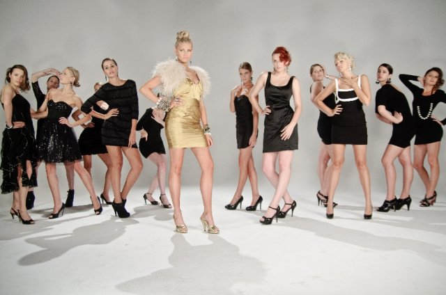 Newcastle fashion talent at Australian Fashion Week and the Face of Frock On winner announced.
