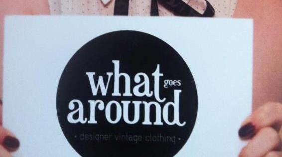 "Vintage Shop Newcastle ""What Goes Around"""