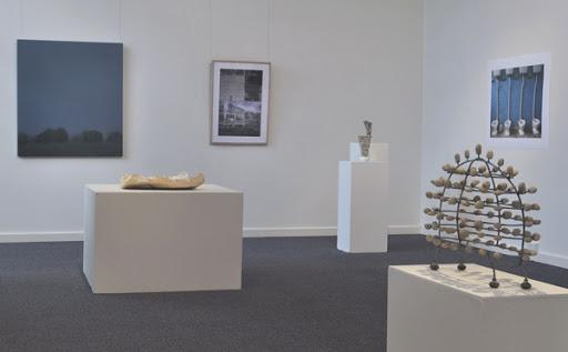 Front room gallery, Newcastle art school